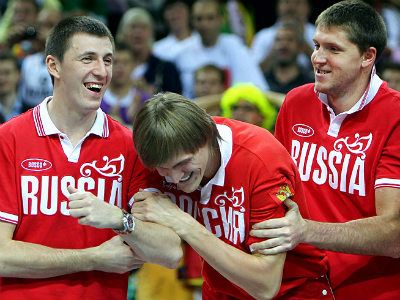 Виталий Фридзон, Андрей Кириленко, Виктор Хряпа