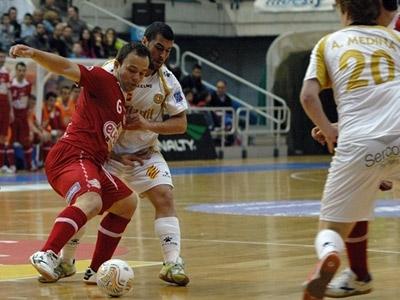 17-й тур чемпионата Испании по мини-футболу