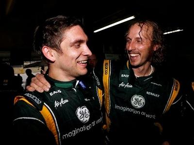 Петров об 11-м месте в Гран-при Бразилии Формулы-1