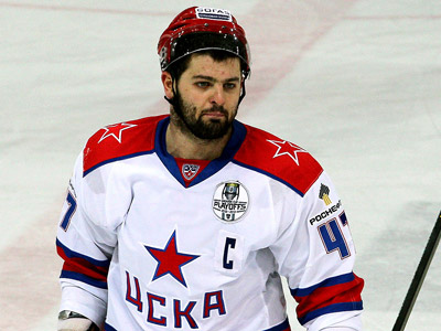 Александр Радулов и Владимир Жарков