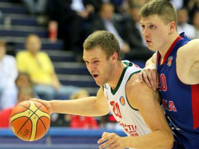 Андрей Воронцевич в финале Лиги ВТБ