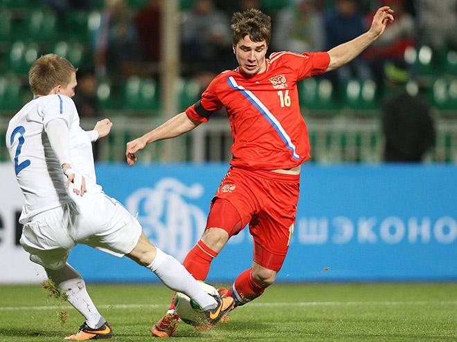 Россия U21 сыграет со сверстниками из Эстонии