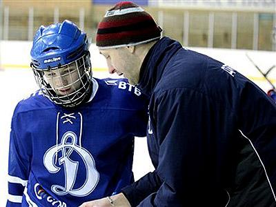 Александр Журик - о детском хоккее в Москве