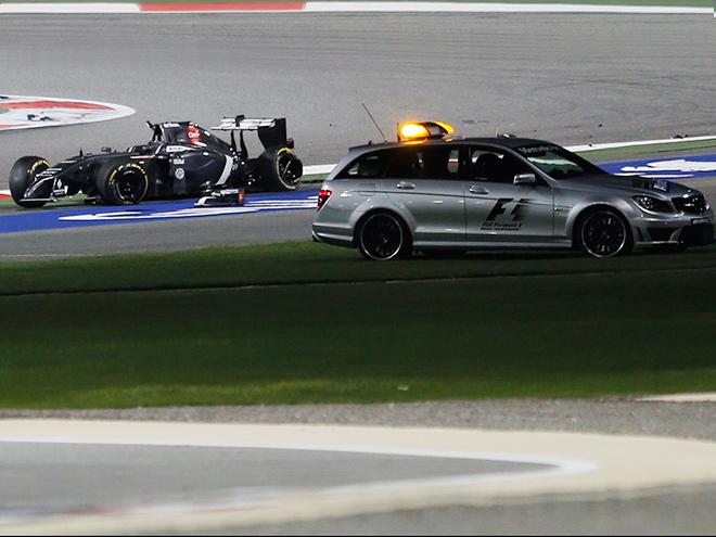 Главные интриги Гран-при Бахрейна Формулы-1
