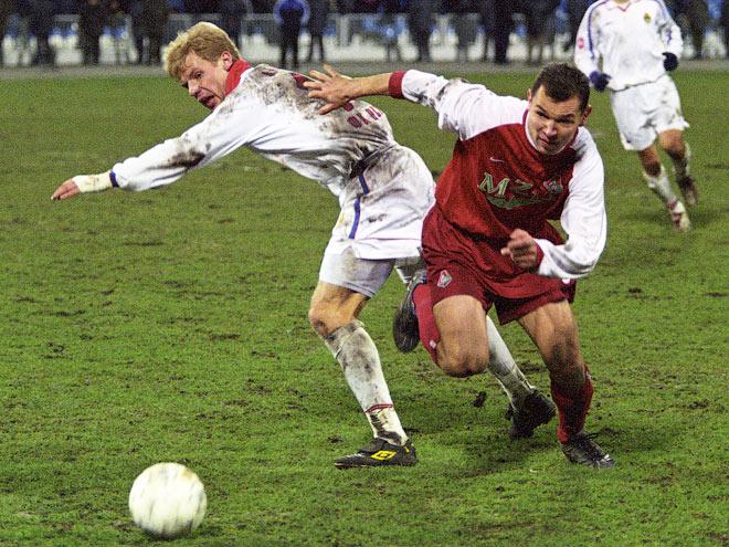 «Локомотив» — ЦСКА. 2002 год