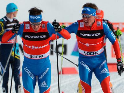 Лыжные гонки. Вылегжанин и Япаров победили в Сочи