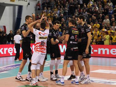 В чемпионате Польши стартовал плей-офф