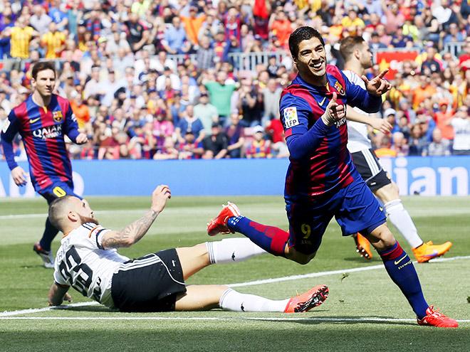 «Барселона» – «Валенсия»