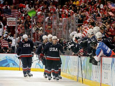 Сочи-2014. Хоккей. Пять фактов о сборной США