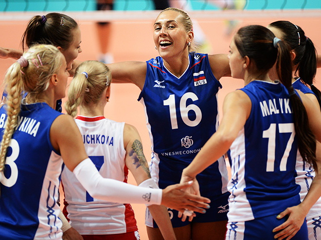 1 августа Россия стартует в Гран-при матчем с США