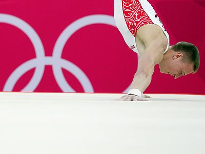 Лондон 2012. Спортивная гимнастика