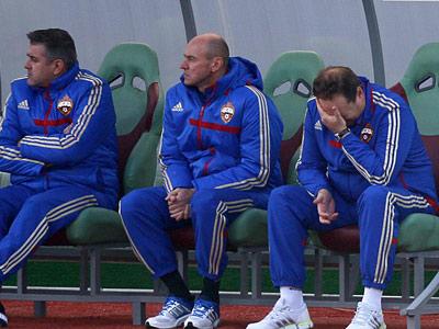 Виктор Онопко и Леонид Слуцкий