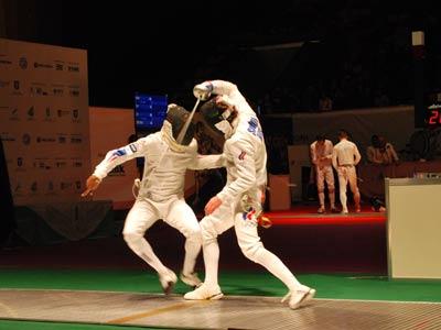 Сборная США выиграла чемпионат мира по фехтованию на шпагах