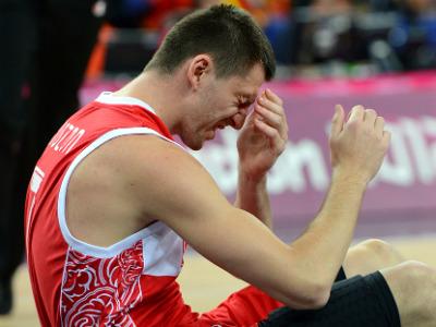 Лондон-2012. Баскетбол. Россия проиграла Испании