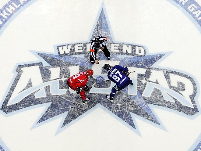 Матч звёзд КХЛ пройдёт на «ВТБ Арене» в Москве
