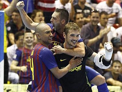 Обзор финала мини-футбольного Кубка Короля Испании