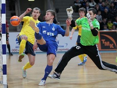 Обзор 19-го тура чемпионата России по мини-футболу
