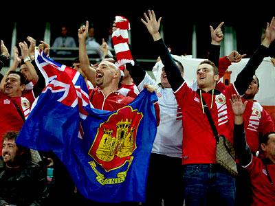 6 фактов о новичке европейского футбола Гибралтаре