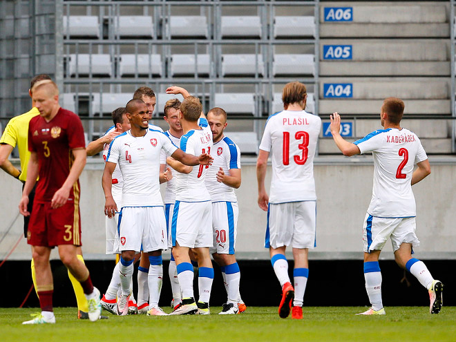 Сборная Чехии на чемпионате Европы – 2016