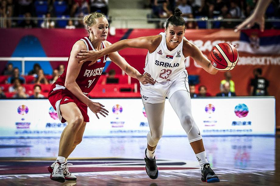 Обзор матча второго тура женского Евробаскета-2019 Сербия — Россия — 77:63