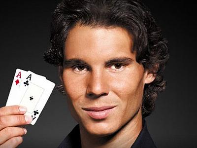 Рафаэль Надаль дал эксклюзивное интервью PokerStars