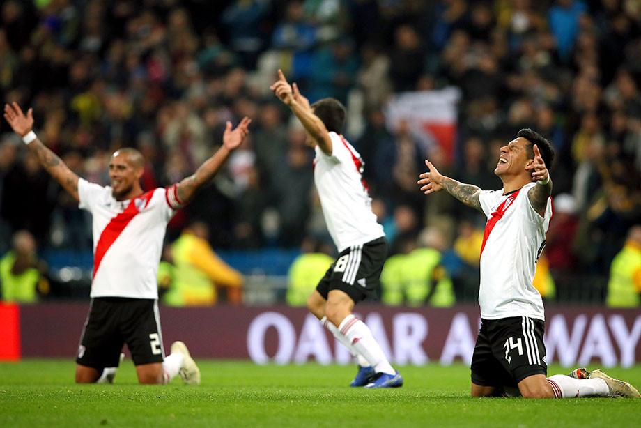 «Ривер» затащил финал Кубка Либертадорес. Эпический сериал закончился!