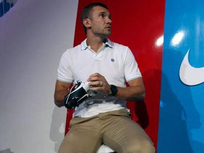Форвард сборной Украины - о предстоящем Евро-2012