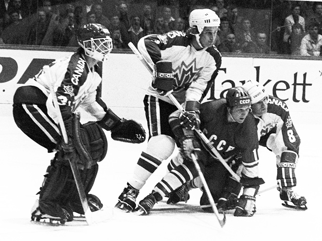 чм по хоккею 1982