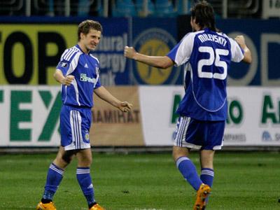 Александр Алиев и Артём Милевский