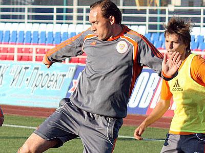 Деменко: Черчесов – амбициозный тренер