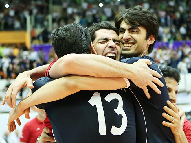7 фактов о сборной Ирана по волейболу
