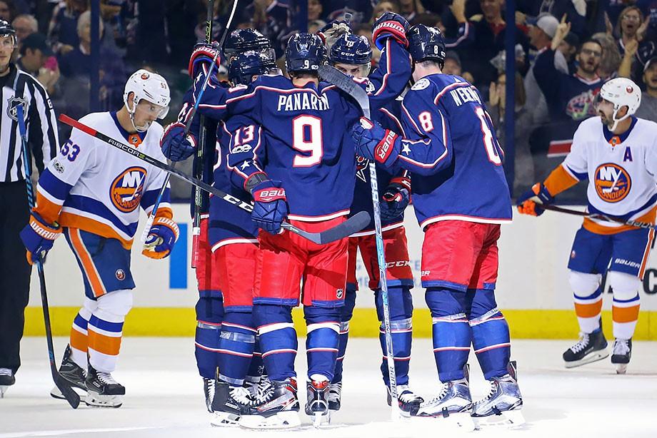 События дня НХЛ: Панарин в порядке и без Кейна!