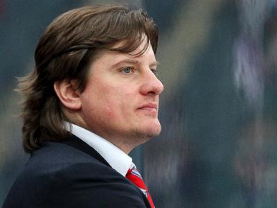 Тренер СКА Андрей Потайчук рассказал о тренировках команды