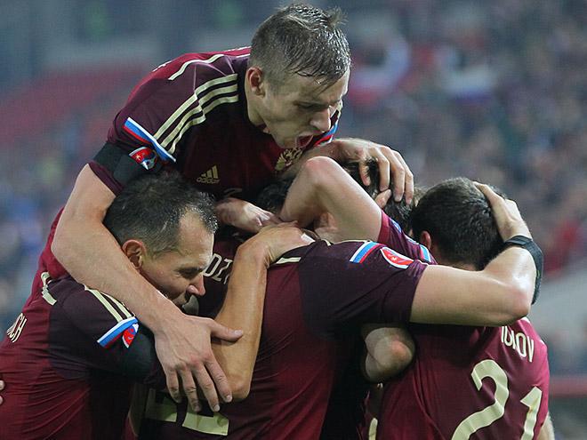 Прогноз ставок на матч Россия - Казахстан