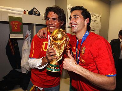 Звёздное пополнение испанского футбола