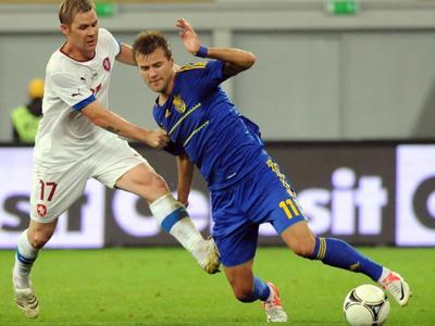 Игроки сборной Украины о матче с Черногорией