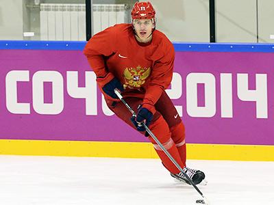 Евгений Малкин готов к стартовому матчу Олимпиады