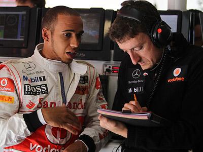 Хронометр: Гран-при Испании