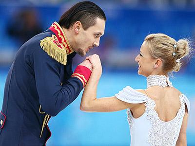Олимпиада: Российские фигуристы — лидеры. LIVE