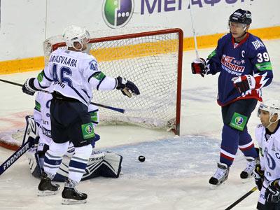 Магнитогорский «Металлург» одержал первую победу в сезоне