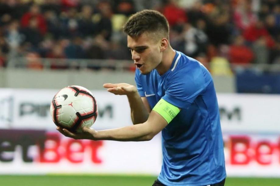 Луческу не желает, чтобы сын Хаджи переходил в«Спартак»