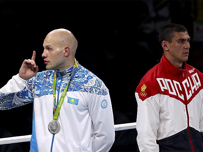 Зрители освистали боксёра Тищенко после победы