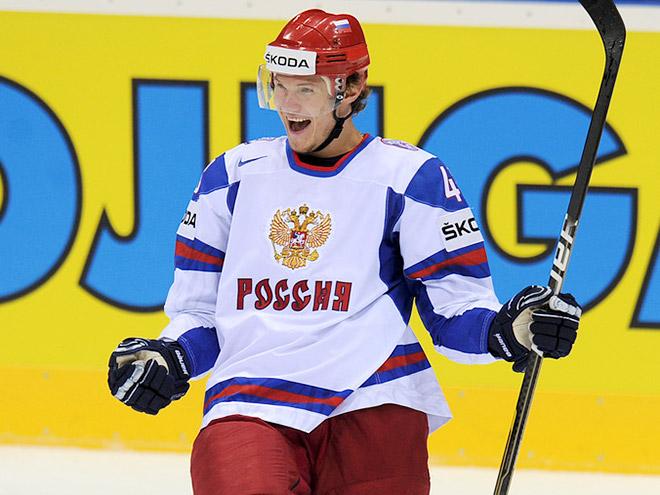 Сборная России на Кубке мира. Дмитрий Куликов