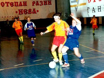 Вспоминаем сезон-2000/2001 в женском мини-футболе России