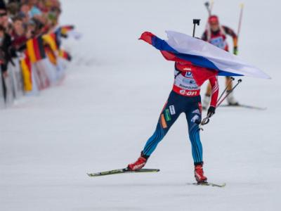 Победный финиш Ольги Вилухиной