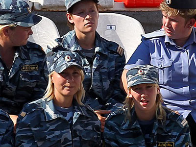 """Самая доброжелательная полиция в мире ждёт """"Зенит"""""""