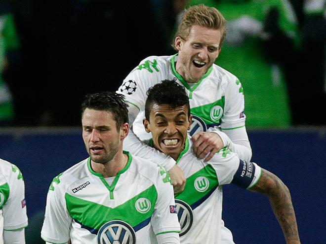 «Вольфсбург» – «Гент» – 1:0