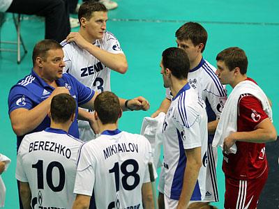 Казанский «Зенит» - в одной победе от финала плей-офф ЧР