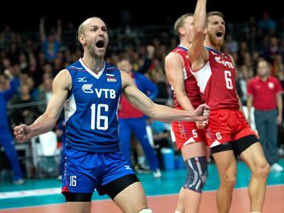 Мужская сборная России по волейболу