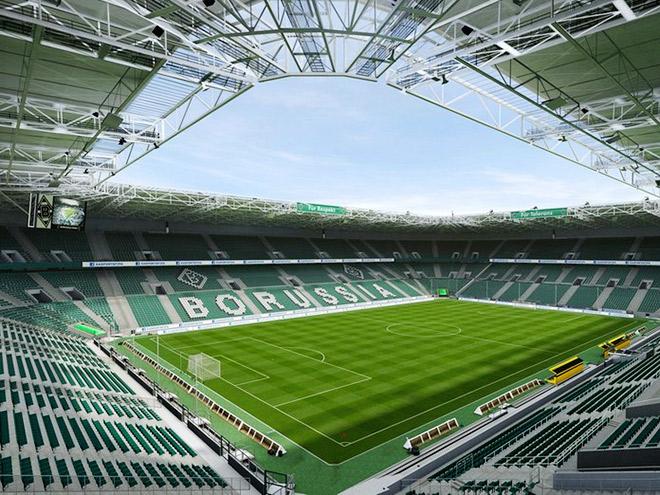 В FIFA16 появятся девять лицензированных стадионов